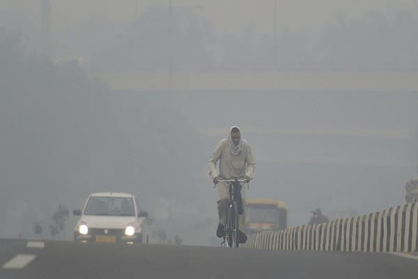 delhi congress tells bjp and aap responsible for pollution