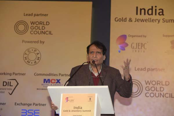 will ensure adequate funds for gems  jewellery sector says prabhu