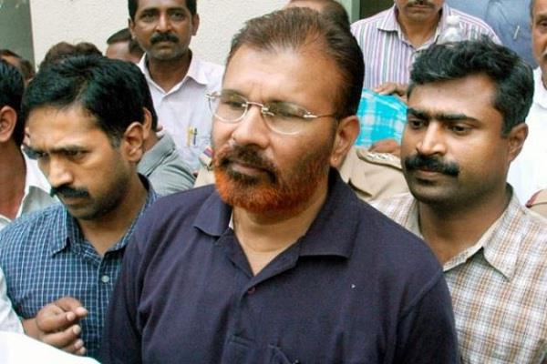 claim of witness dg vanzara had given order to kill former home minister