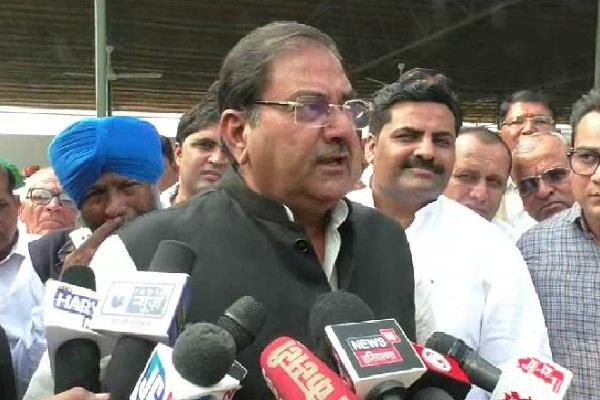abhay chautala may be lost counterparty chair by his hands
