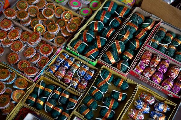 firecrackers despite the supreme court order filed the first fir
