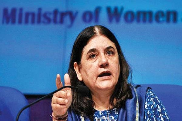 maneka gandhi slams maharashtra forest minister for killing  avani