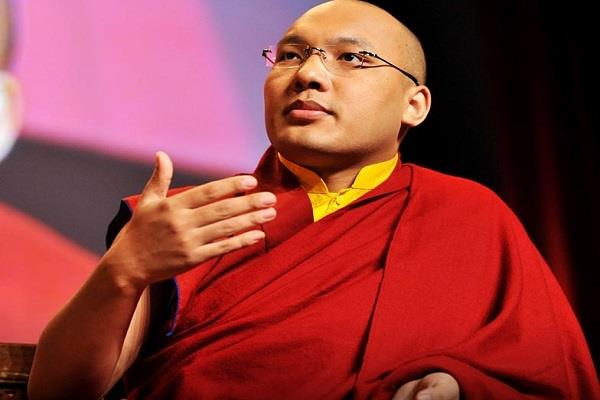 will karmapa move china from america