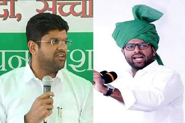 dushyant s team releases list of spokespersons tv debate