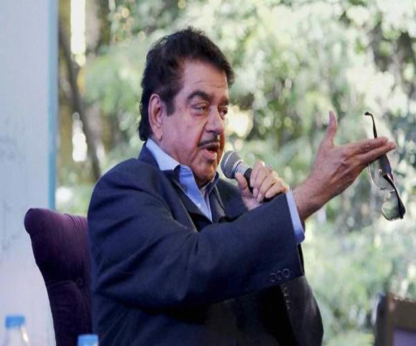 to say the truth is rebellion so am i rebel  shatrughan sinha