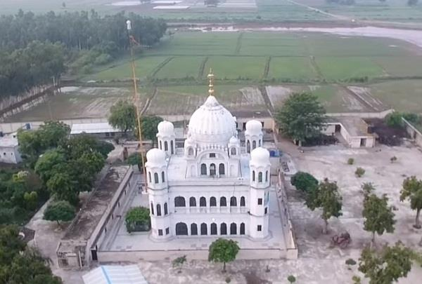 kartarpur corridor shiromani akali dal sgpc foundation stone