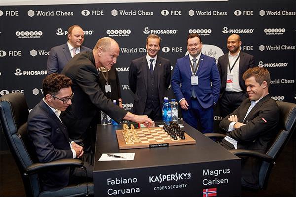 fide world chess championship match 2018