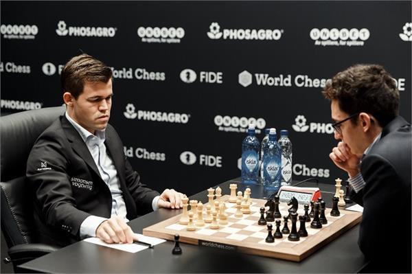 fide world chess championship match 2018 round 11 also draw