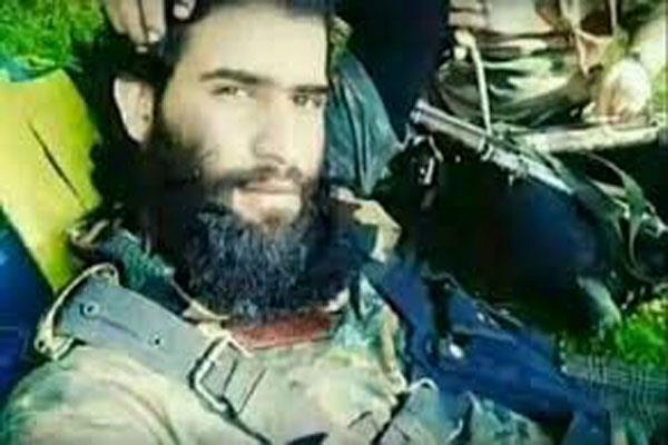 zakir musa warned kashmiris to not coopeate with bjp and congress