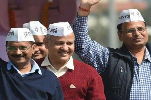 aap will launch candidates for all lok sabha seats in delhi haryana and punjab