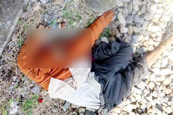 death of one due to grip in train