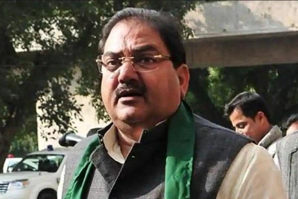 abhay chautala said our family member will contest from uchana contesting