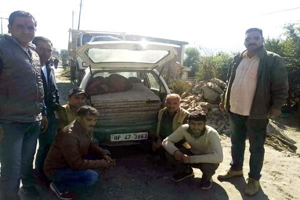 thief gang busted in chamba 4 arrested