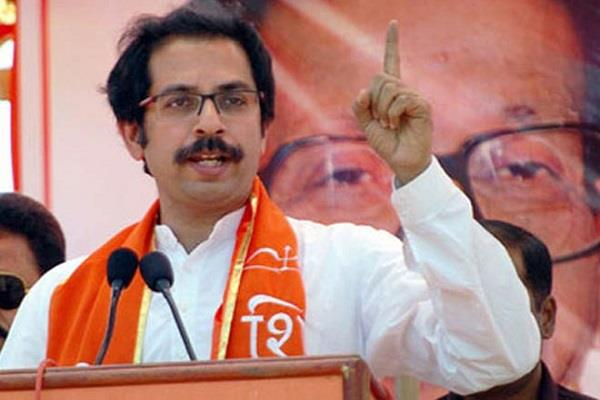 uddhav s rage on rss if ram temple does not fall then government