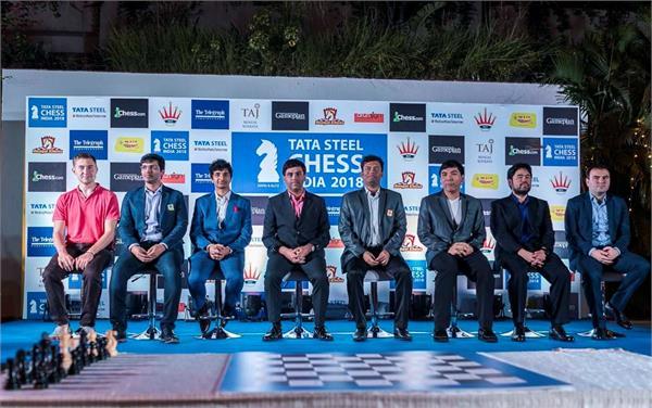 tata steel chess india 2018_rapid