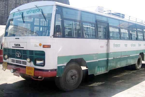 hrtc buses will not be available on local routes after 4 o clock on diwali