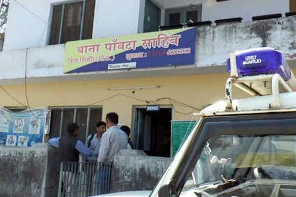 cid checked the record of panota police station know what is the reason