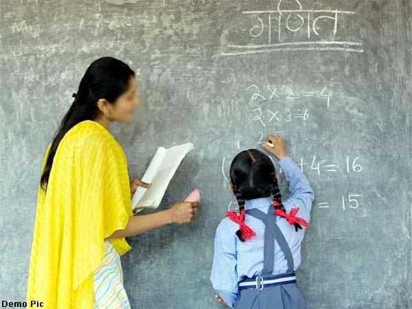 finance department approved recruited more than 4 thousand posts of teacher
