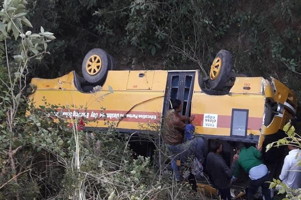 hoshiarpur bus accident