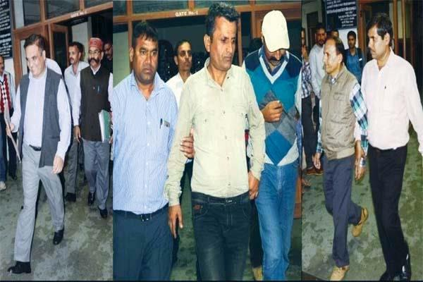 no lawyer reached in court increased judicial custody of accused
