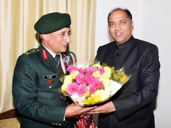 cm jairam said himachal battalions in the indian army separately