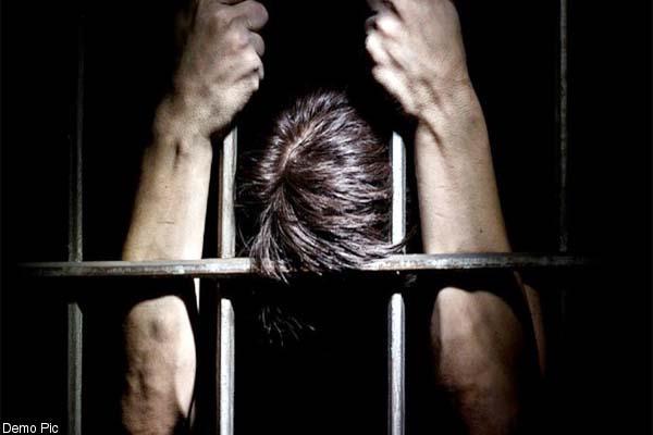 una road accident guilty driver prison