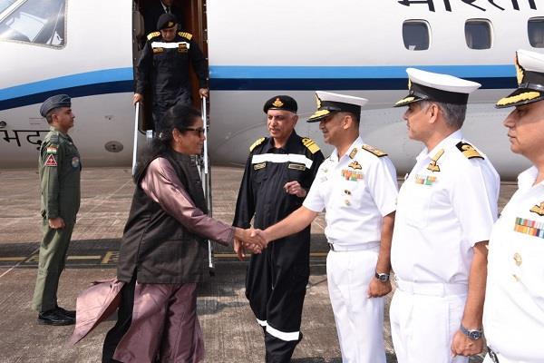 deepawali celebrates arunachal with defense minister