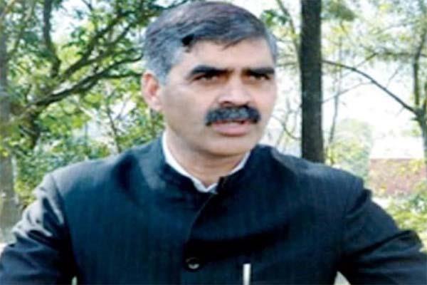 bamber thakur attack on anurag modi in letter bomb