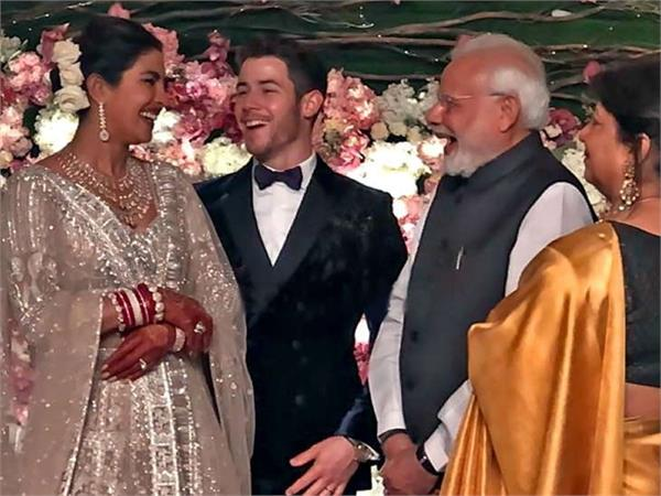 nickyanka wedding priyanka chopra pm modi spott