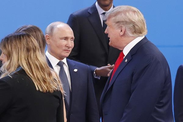 donald trump struggles tensions in the g20 conference