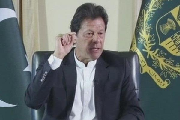 no solution to kashmir issue imran khan