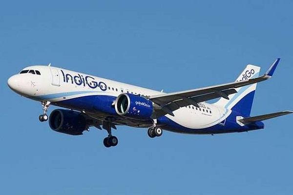 indigo s a320 plane engine stops in air