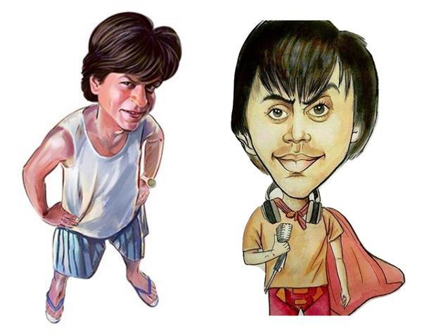 shahrukh khan movie bauaa and rj rounak