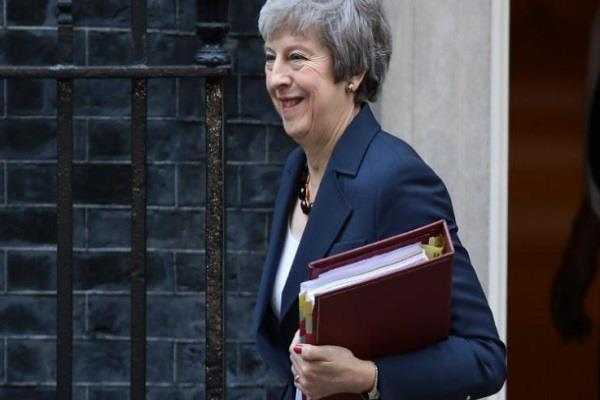 possibility of breakage 50 50 when the theresa agreement is unacceptable