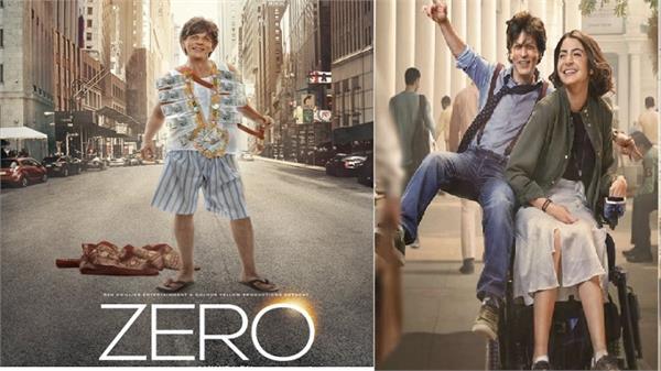 shahrukh khan movie zero
