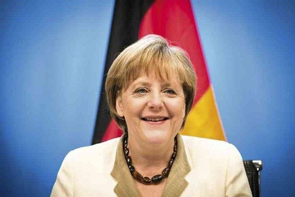merkel is the eighth time in the world s 100 most powerful women