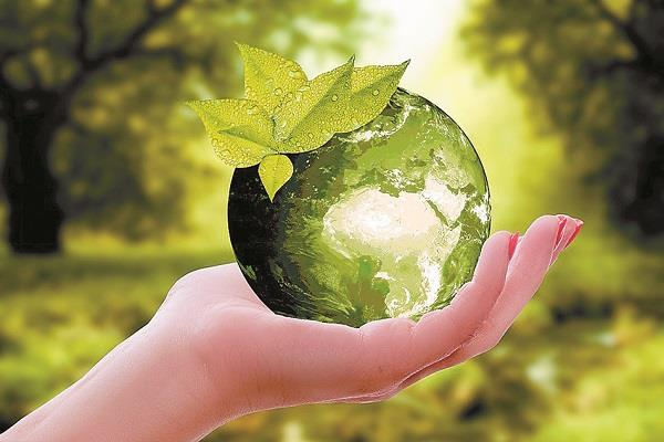 the need for revolution to save the environment