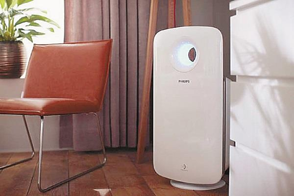 air purifiers are increasing with increasing pollution