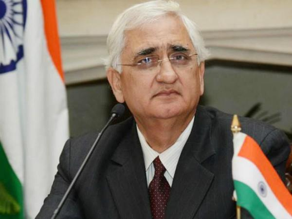 salman khurshid s christmas party and his political future