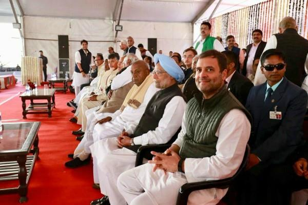 22 parties with congress for maha coalition