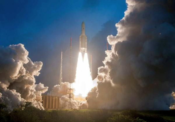 nation s heaviest satellite gsat 11 successful launch
