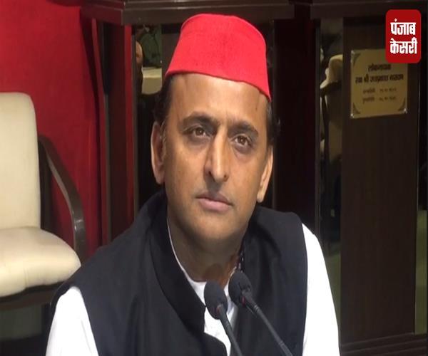akhilesh put on bjp the people are accused of misleading