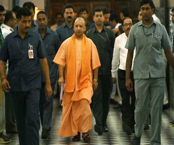 cm yogi will come to gorakhpur on a two day tour