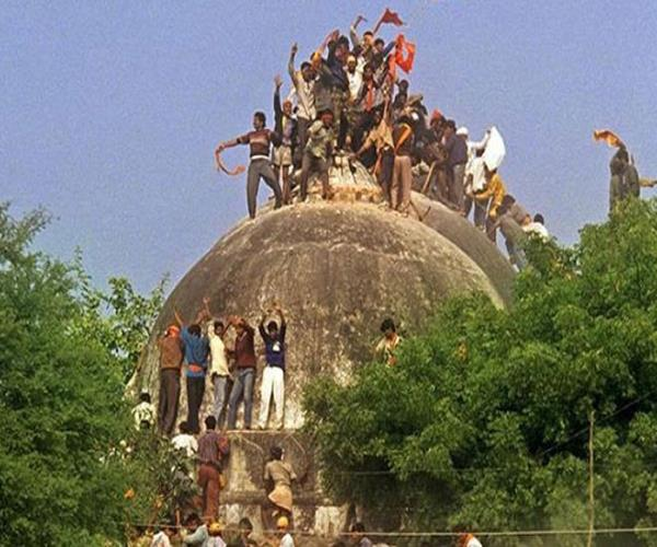 26th anniversary of demolition of disputed structure in ayodhya