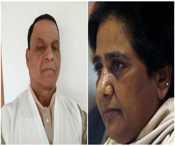former mp babban rajbhar left bsp serious allegation against mayawati