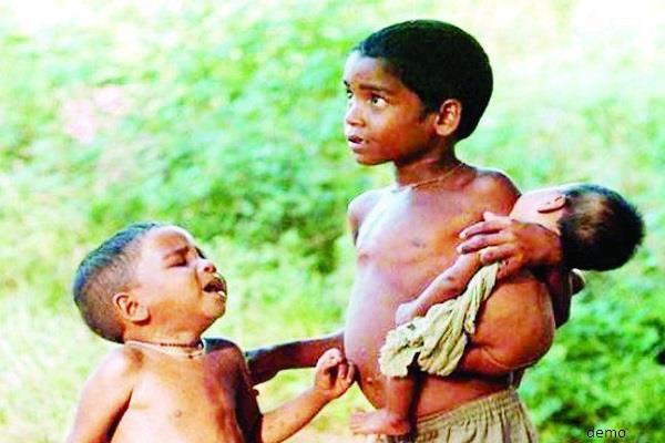 hundreds of children from haryana will fight malnutrition