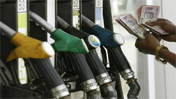 relief in petrol and diesel prices know what is today s rate