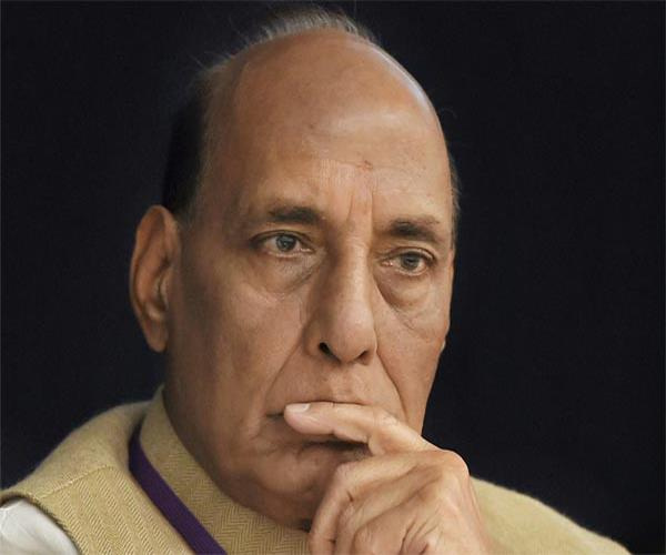 rajnath near lok sabha elections remember the development of lucknow