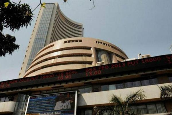 sensex up 200 points in open market
