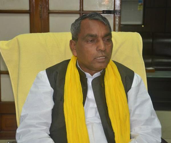 yogi s minister on bulandshahr violence targeted at vhp bajrang dal
